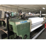 Used Picanol GTM-AS Rapier Loom Machine
