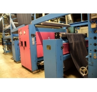 Used Osthoff Gas Singeing Machine