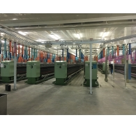 Used Rieter Ring Spinning Linker Machine For Sell
