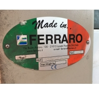 Used Ferraro opener compactor machine