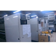 Used Muratec T.F.O Twisting Machine for Filament Yarn