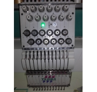 Used Automatic Multi Head Embroidery