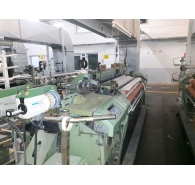 Used Sulzer Ruti G6200 Rapier Loom Machine