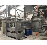 Used Dornier Mercerizing Machine